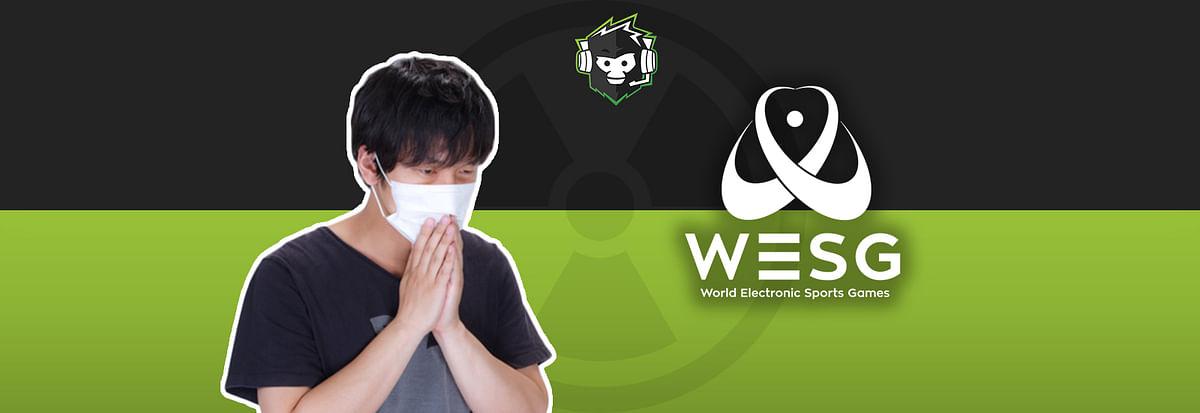 Coronavirus Fears - WESG 2019 Macau: APAC Finals Cancelled