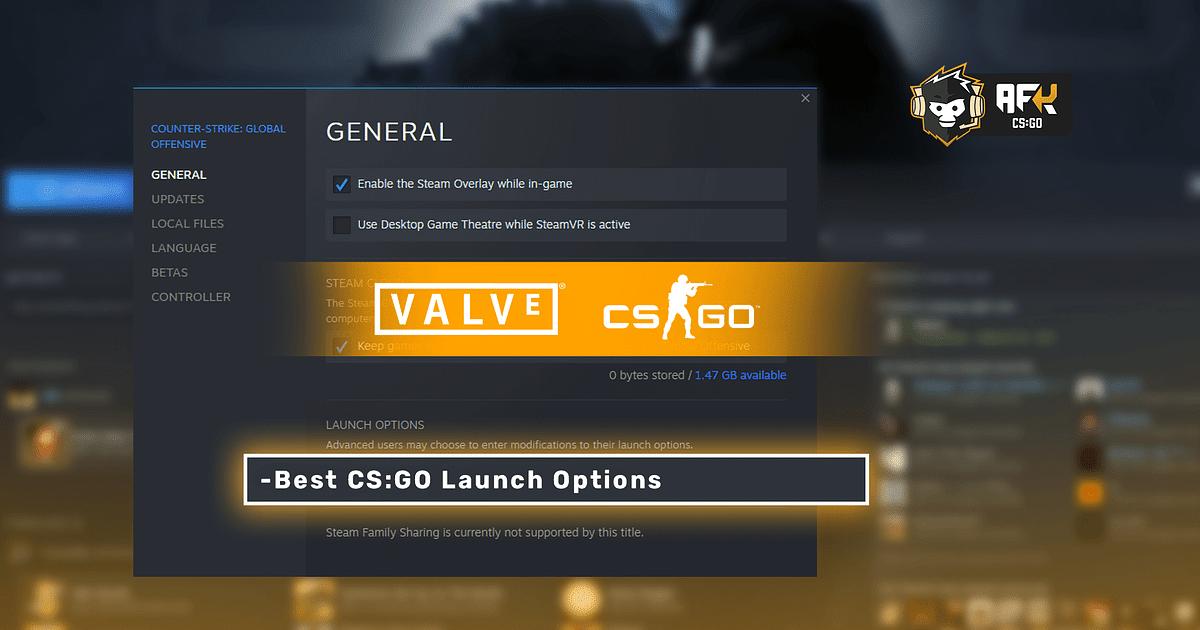Best CS:GO Launch Options 2021: Boost FPS, Increase Performance, Optimal Settings