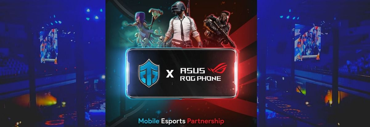 ASUS ROG to Sponsor Entity Gaming's Mobile Division