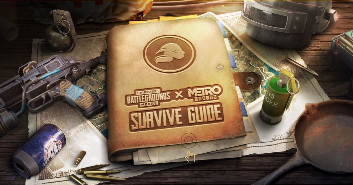 5 Things To Know About PUBG Mobile X Metro Exodus