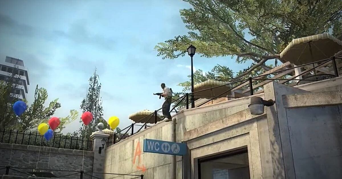 CS:GO User Finds an Insane Two Man Boost on Overpass