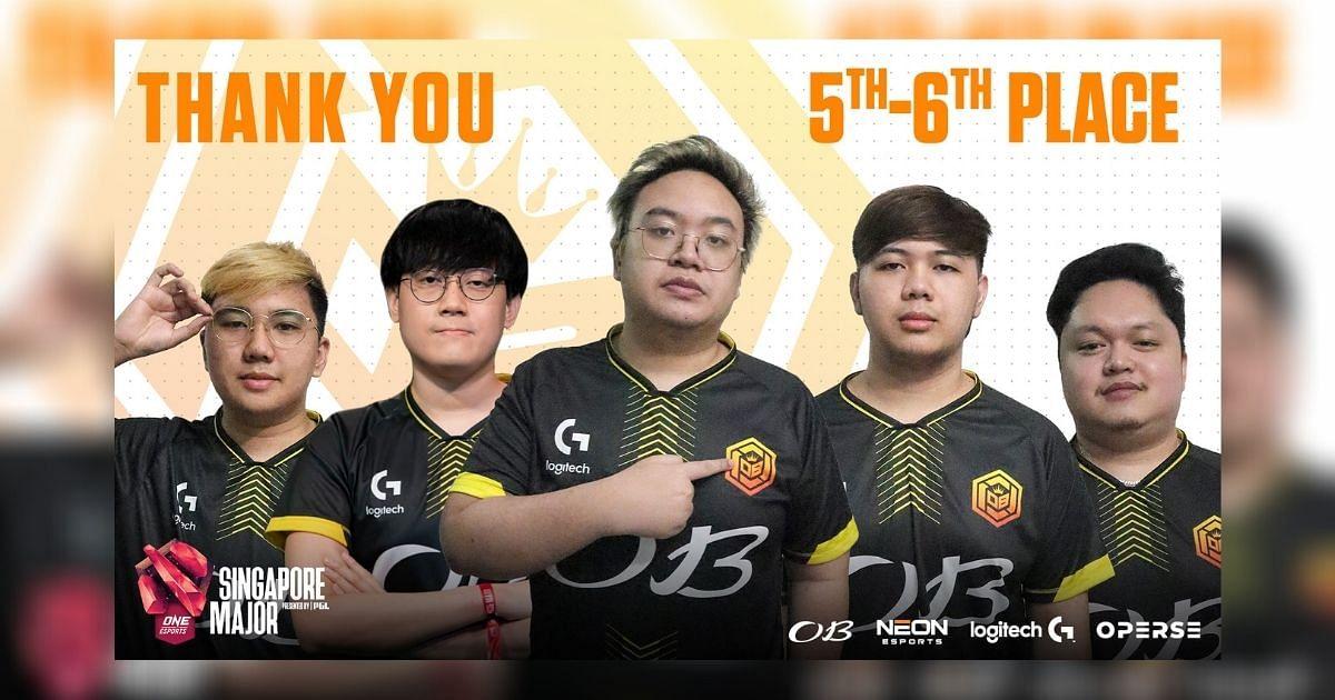 Team Secret Eliminates Neon Esports From The Singapore Major