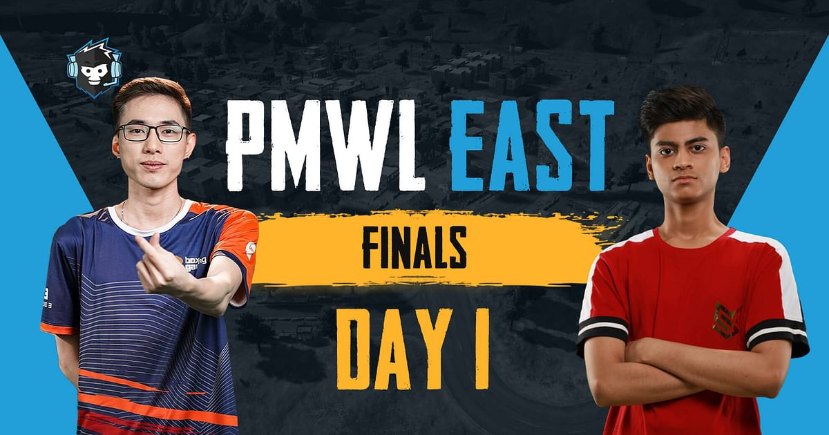 PMWL Finals - BOX Gaming and BTR Dominate On Opening Day