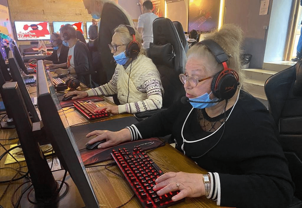 CS:GO Team With Average Age 75 Years Added to National Ukrainian Record Book
