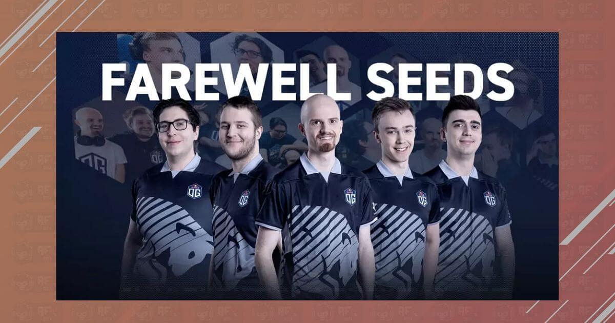 OG To Let Go of Second Team, OG.Seed Following TI10 Postponement