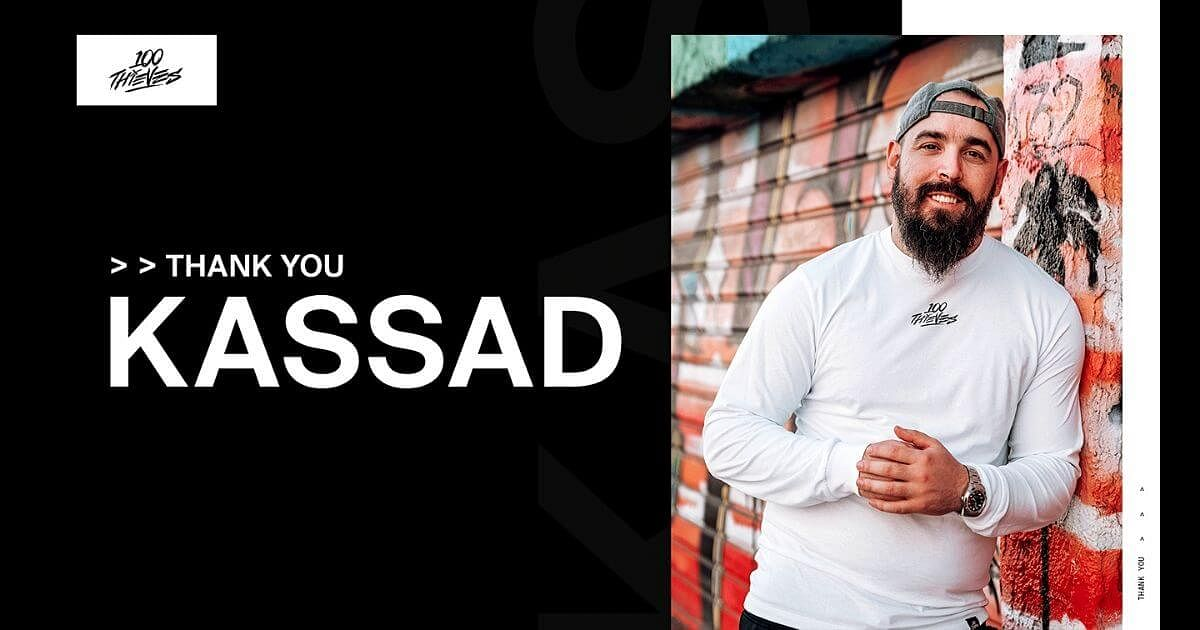 Kassad Reveals the Truth Behind Leaving 100 Thieves