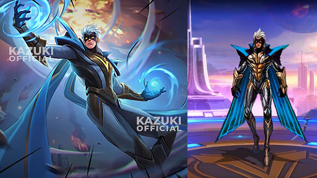 All Five Confirmed Hero Squad Skins in MLBB