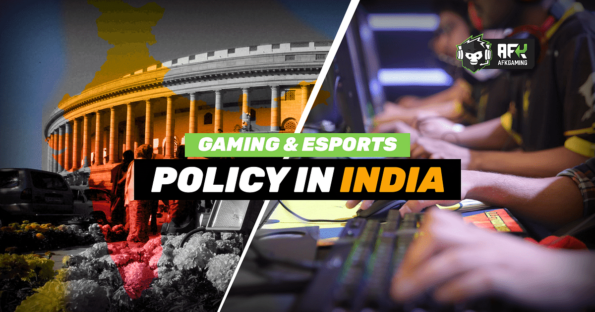 Indian Gaming and Esports Policy Discussed in Parliament