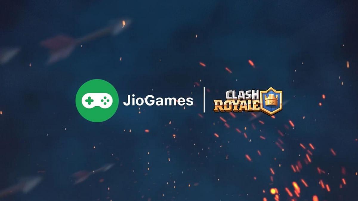 Jio Games Announces 27-Day Clash Royale Tournament