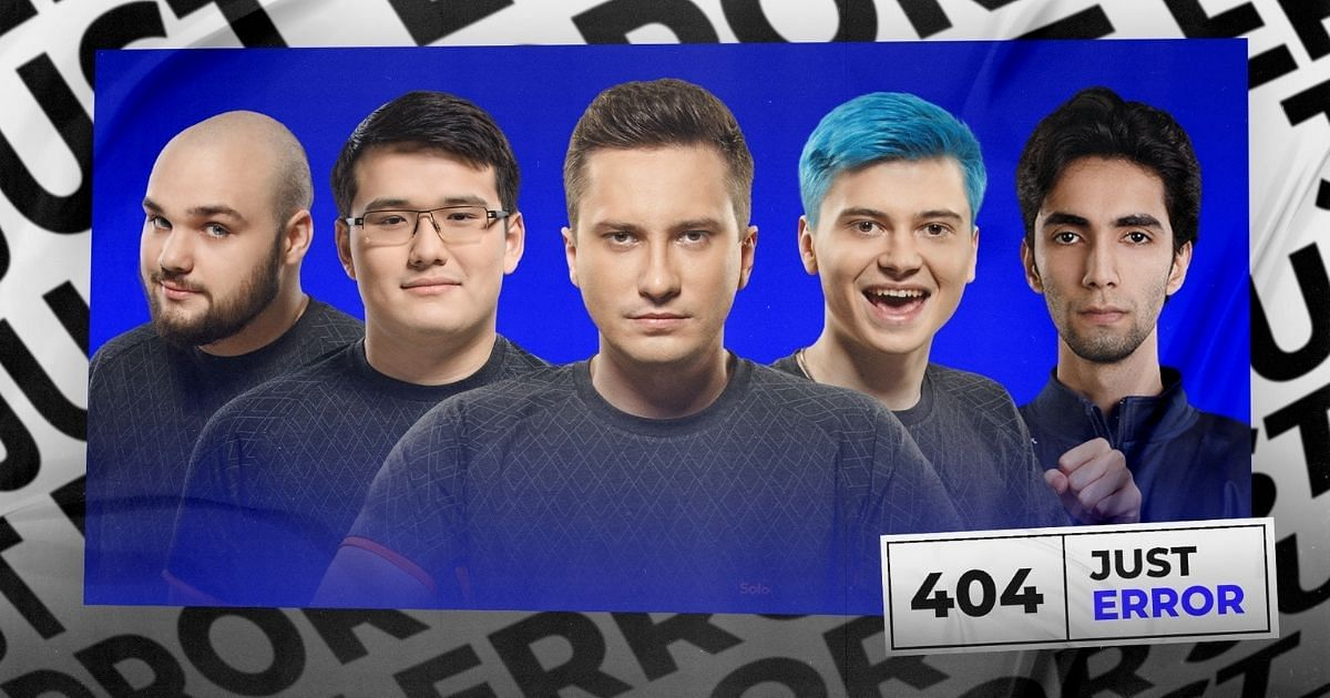 Just Error Featuring SumaiL and Ex-VP Players To Debut At EPIC League S2
