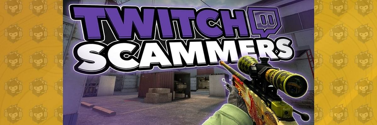 CS:GO Community Annoyed by Twitch as Scam Stream Hits the Front Page