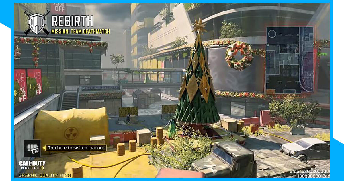 """COD Mobile's New Map, """"Rebirth"""" Leaked?"""