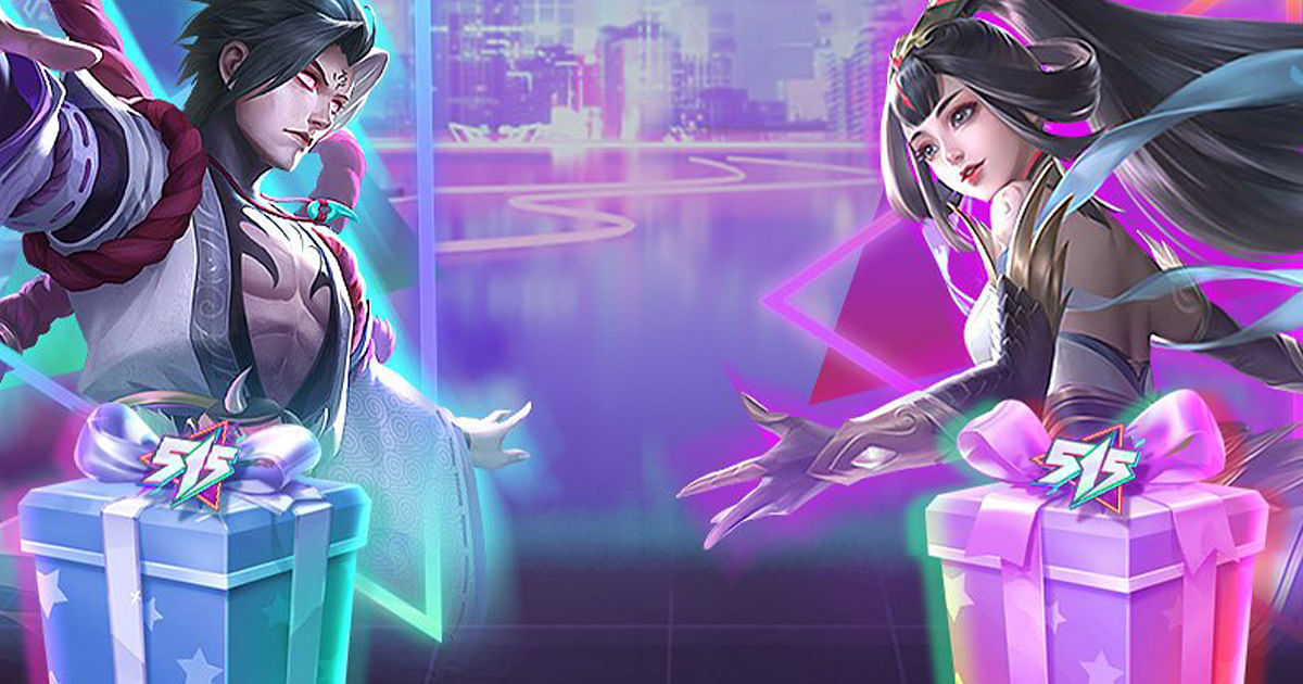 Mobile Legends Party Box Release Date in May 2021