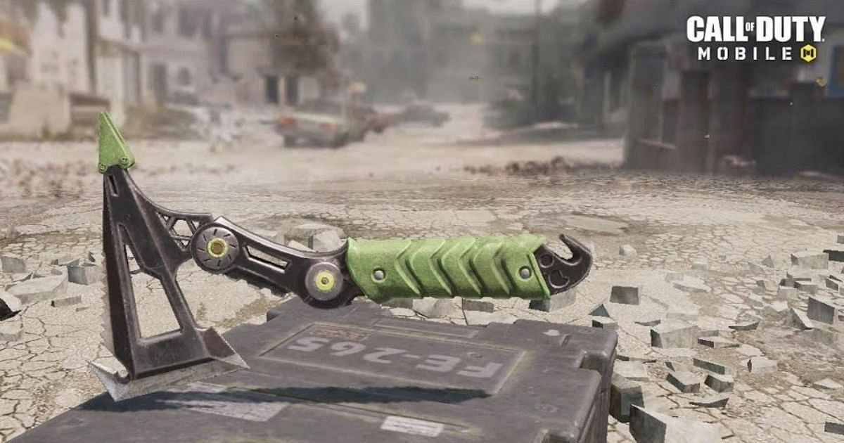 How To Unlock Combat Axe In Call Of Duty: Mobile