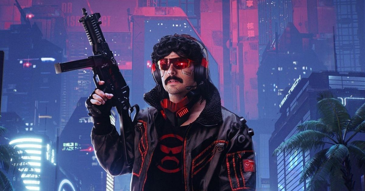 Dr Disrespect Responds To Mobile Controversy With Mockery