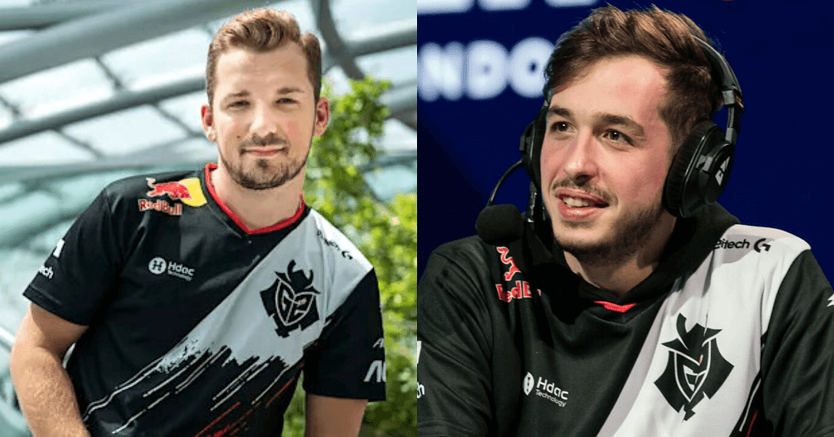 HuNter Talks About KennyS Departure From G2's Active CS:GO Roster