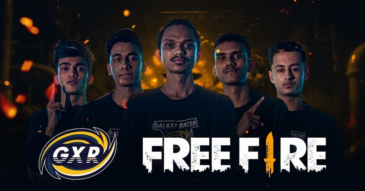 Galaxy Racer Recruits Free Fire Lineup With Former Total Gaming Players