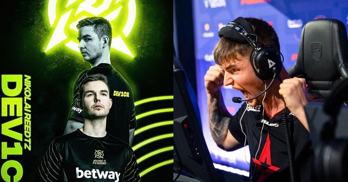 Dev1ce Reveals Why He Left Astralis and Reason for Joining Ninjas in Pyjamas