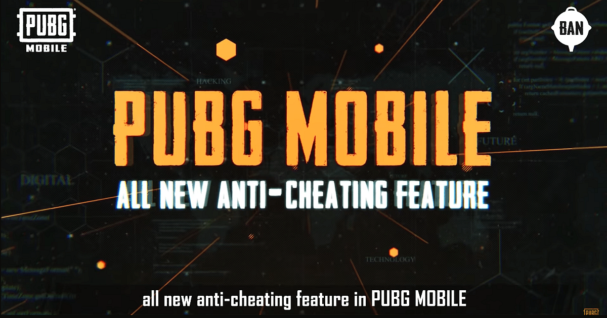 Anti-Spectator Wallhack Introduced in PUBG MOBILE