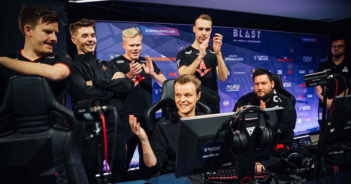 Xyp9x Return Announced, Will Join Astralis For BLAST Premier Fall 2020