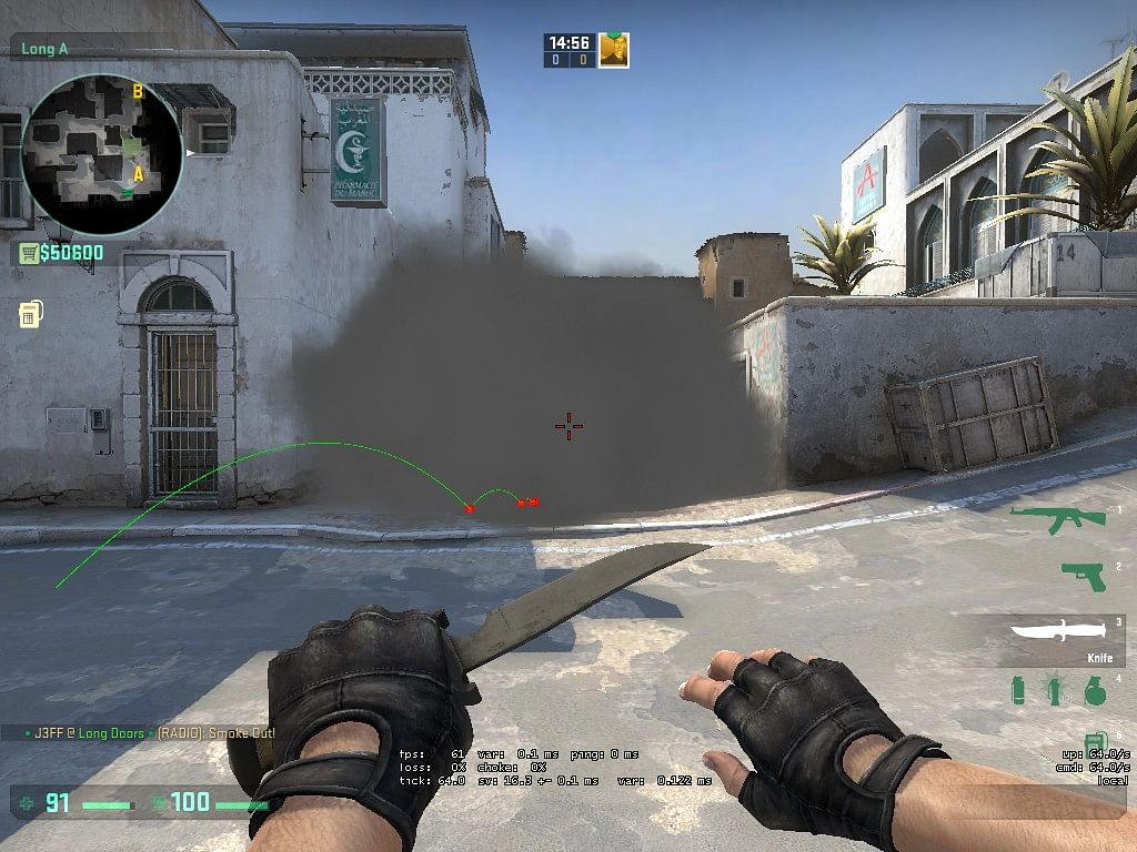Best Smoke Spots for Dust 2 in 2021 - Essential Lineups, Detailed Guide