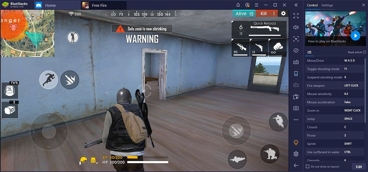 Free Fire OB28 Update: How to Download on PC
