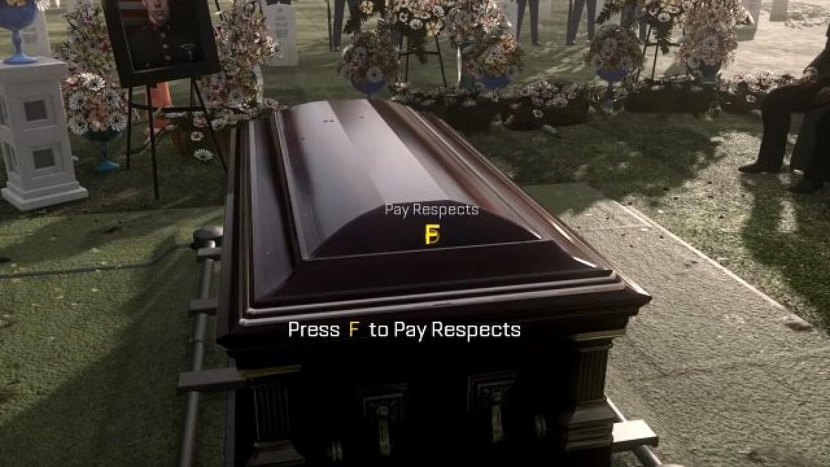"""The Meaning of """"Press F to Pay Respects"""" And Its Origin"""