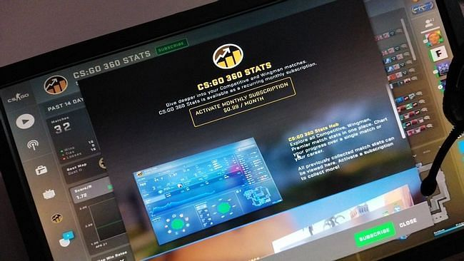 Unique Mod Adds Fortnite's Building Mechanics to CS:GO