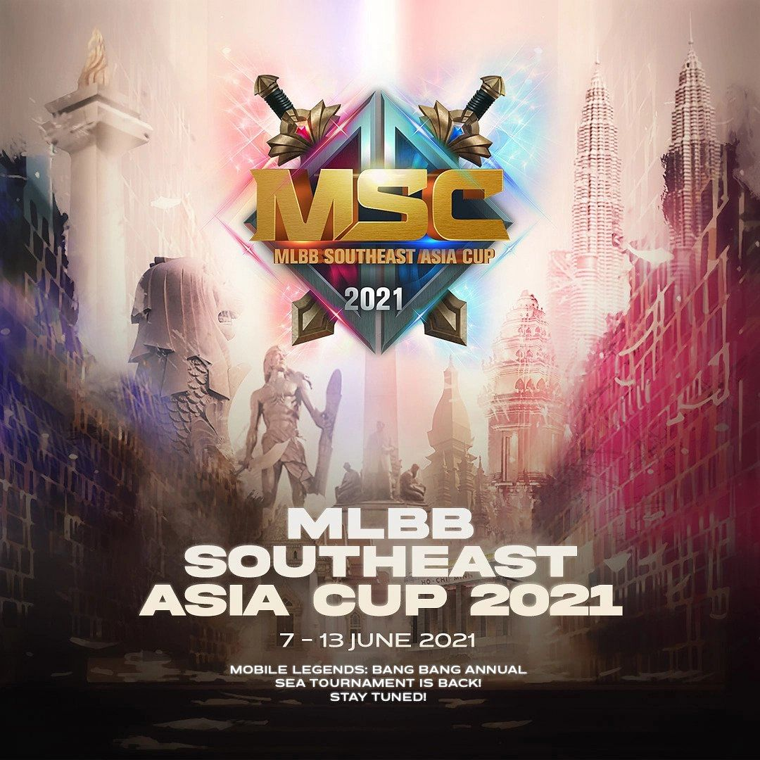 Mobile Legends Southeast Asia Cup (MSC 2021) is Returning