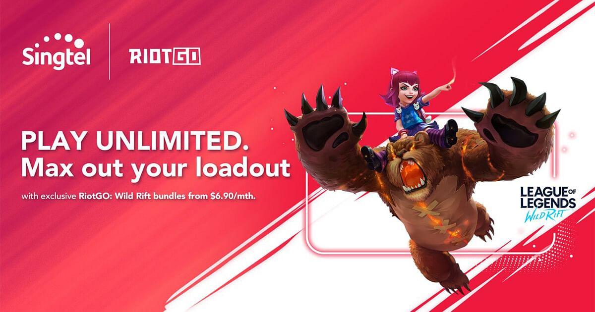 Wild Rift Announces RiotGO and RiotGO+ Bundles