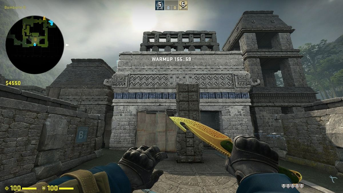 CS:GO Community Complains About Several Visibility Issues on Ancient