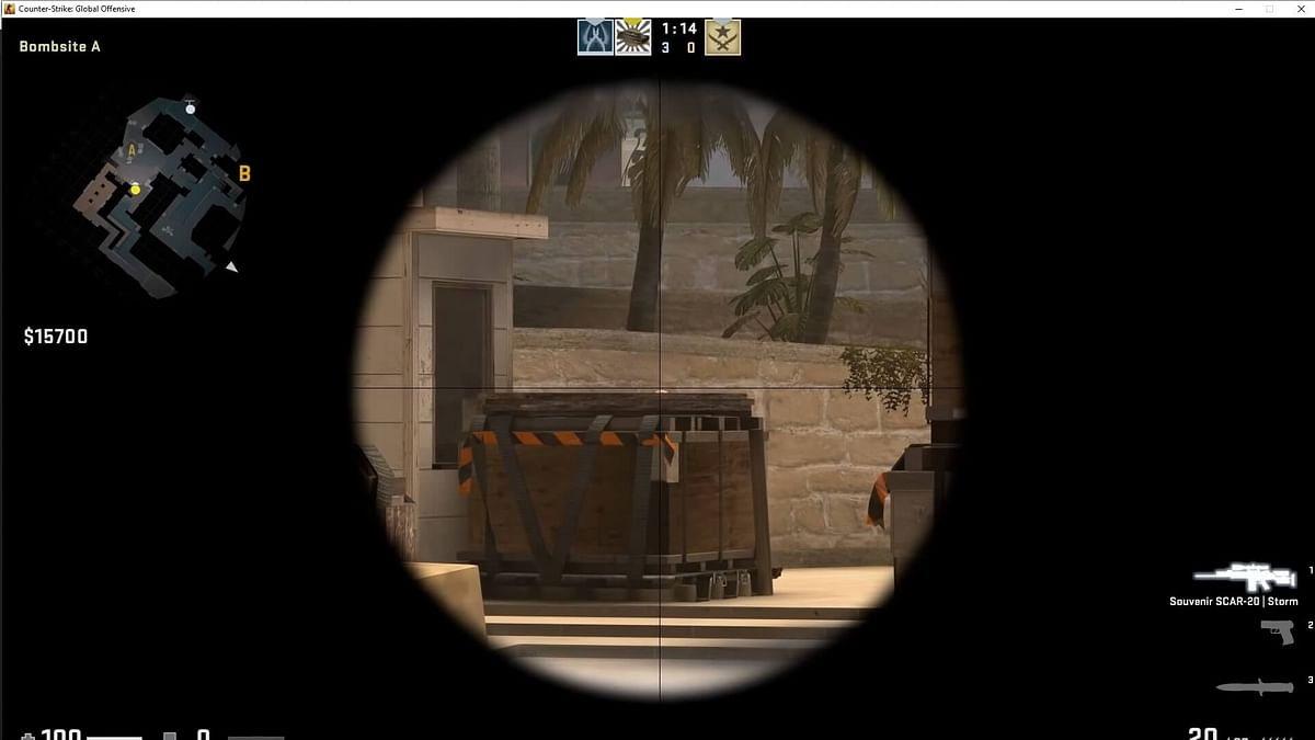 Insane CS:GO Bug Allows Players to Float in Mid-Air Anywhere on The Map