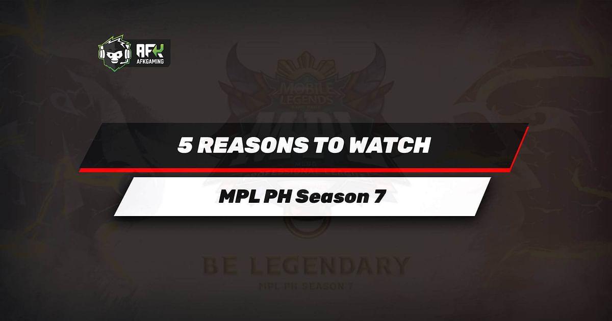 MPL PH Season 7: Top Five Reasons to Watch the Tournament