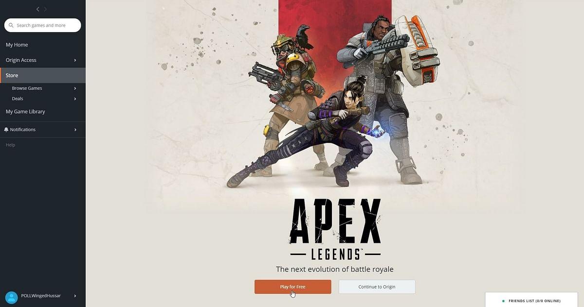 How to Fix Apex Legends Retrieving Matchmaking List Error