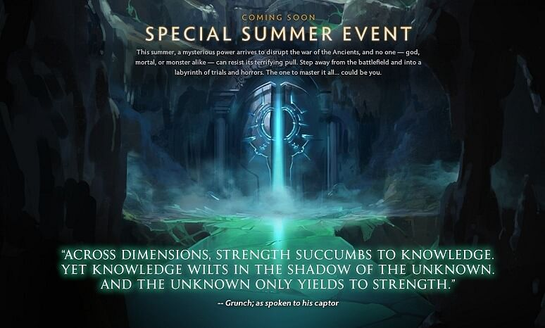 Who is Aghanim? How is He Related to TI10 Summer Event?