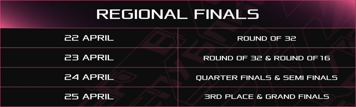 ROG Masters APAC 2021 CS:GO Tournament Announced