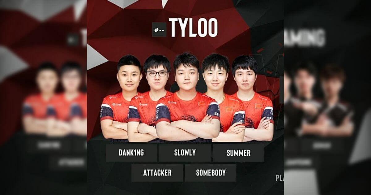 TYLOO Defeat ViCi to Claim ESL Pro League Season 12 - Asia Title