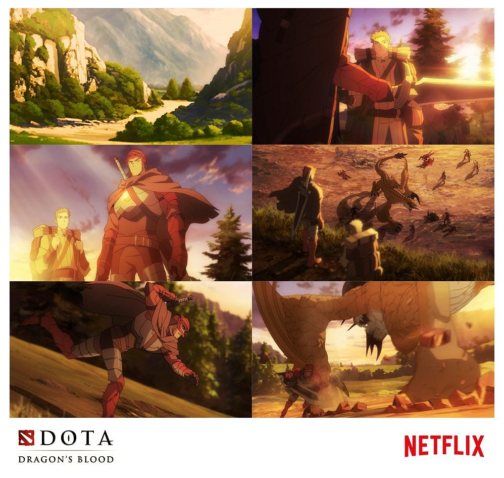 Dota 2 Anime Dragon's Blood: Release Date, Where to Watch, Trailer