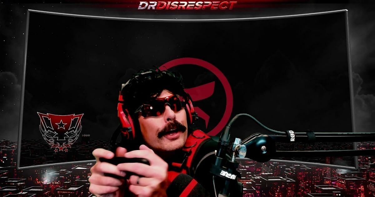 Dr Disrespect Takes a Shot at Mobile Gaming Once Again