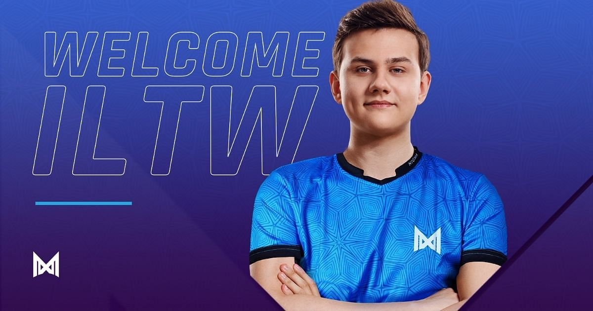 iLTW Joins Team Nigma to Complete Dota 2 Roster