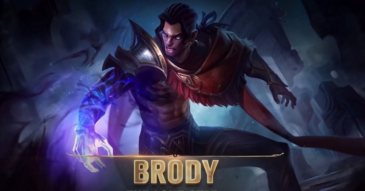 Brody, The Lone Star, Headed To Mobile Legends