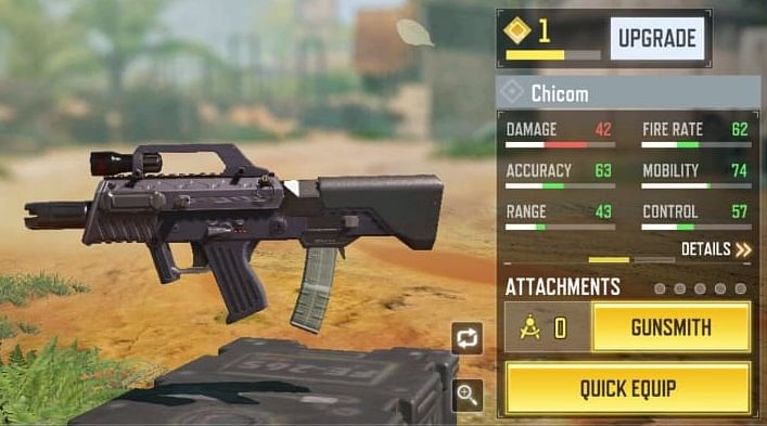 What Does SF Mean In Call Of Duty: Mobile