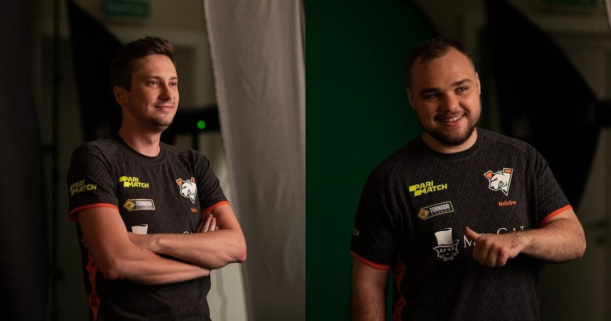 Virtus.Pro Disbands Its Main Roster Featuring Solo & No[o]ne