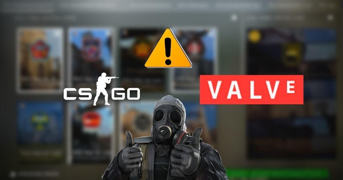 Latest Update Results in Multiple Problems for CS:GO, Valve Responds Quickly
