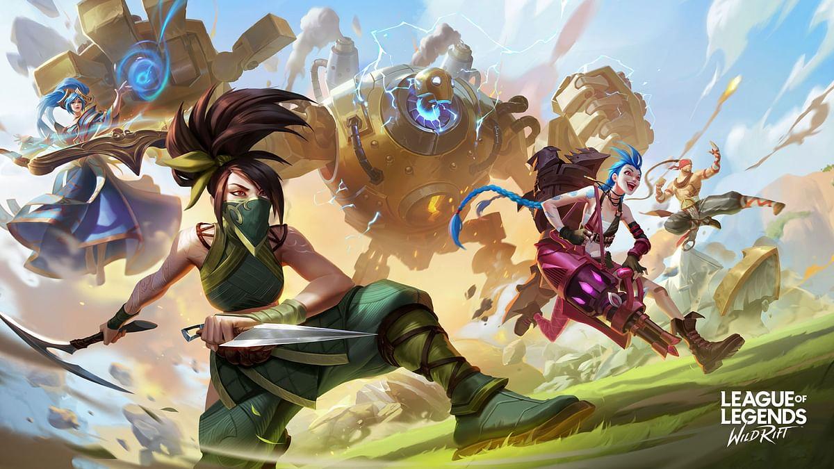 Riot Games Announces Wild Rift Esports Plans For 2021