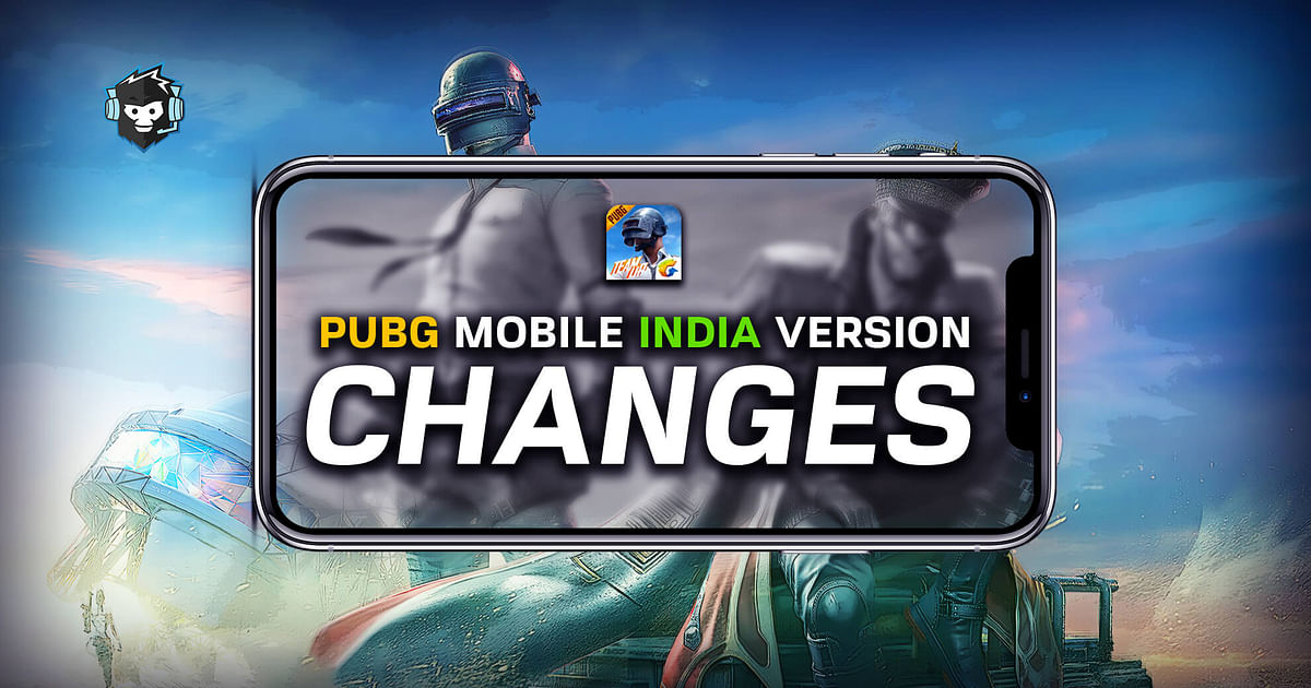 PUBG Mobile India vs PUBG Mobile: 5 Major Differences