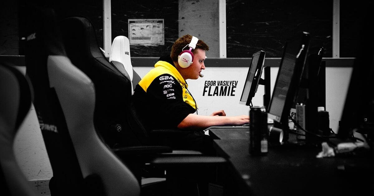 Na'Vi CS:GO Coach Reveals the Reason Behind Replacing Flamie With B1T