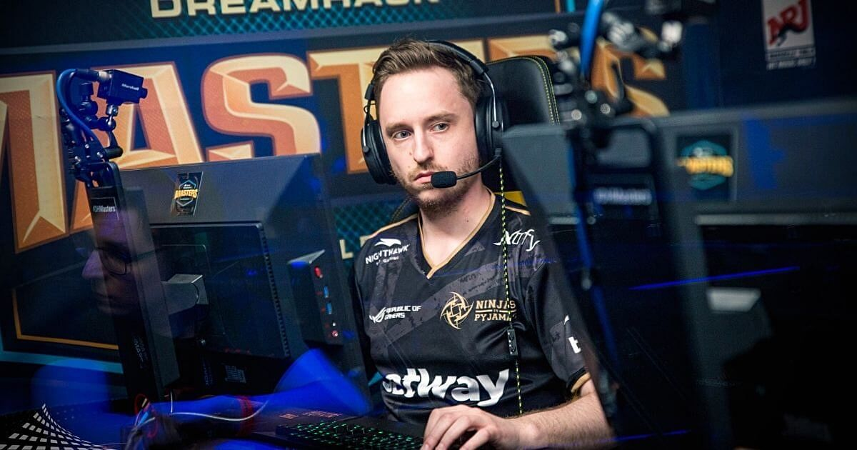 GeT_RiGhT Steps Down From Competitive CS:GO, Takes up Streaming