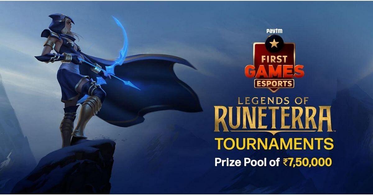 PFG Announces Legends of Runeterra Tournament in India