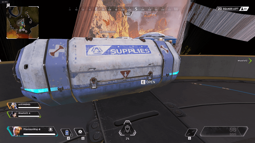 Blue Supply Bins in Apex Legends Explained